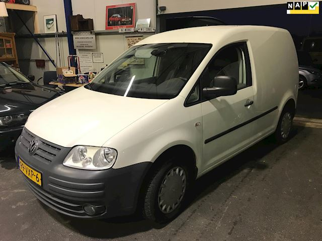 Volkswagen Caddy occasion - Sonke Cars