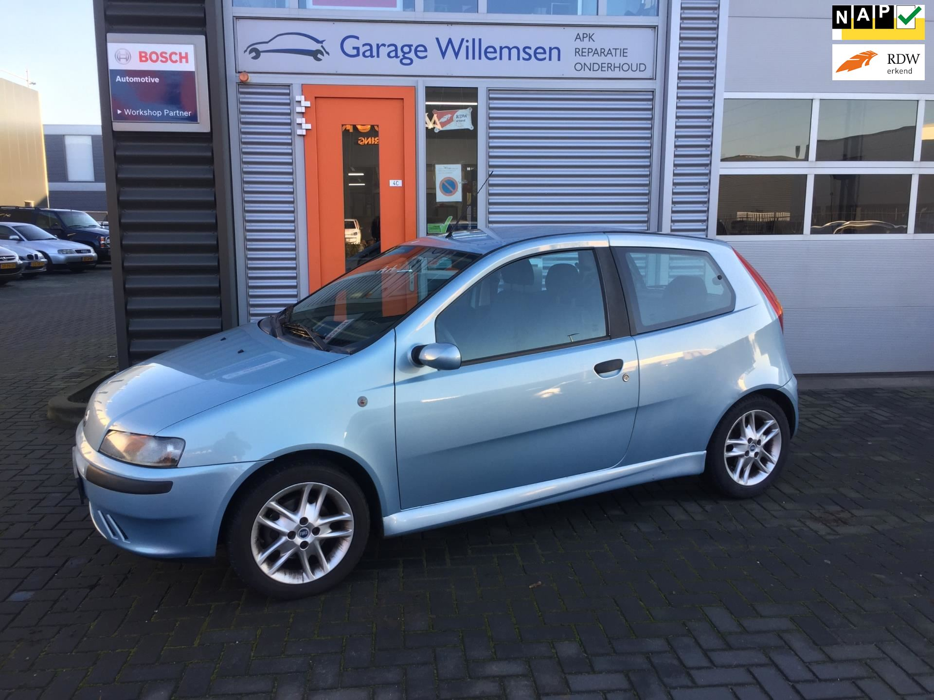 Fiat Punto occasion - Garage Willemsen