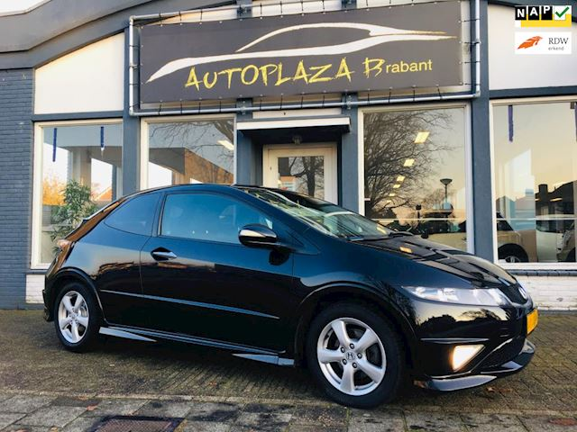 Honda Civic 1.4 Type S / CRUISE/ STOELVERW/ PDC/ AUX/ CLIMATE/ VOLL/ NIEUWE APK