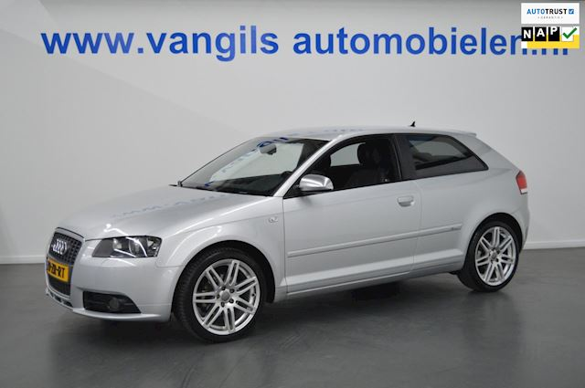 Audi A3 1.6 Ambiente Pro Line Leer, airco, pdc, xenon