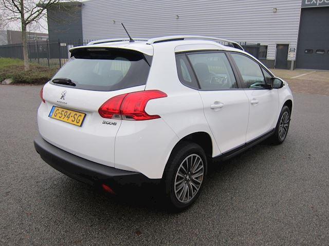 Peugeot 2008 1.2 VTi Active TREKHAAK CLIMA PDC CRUISE!!