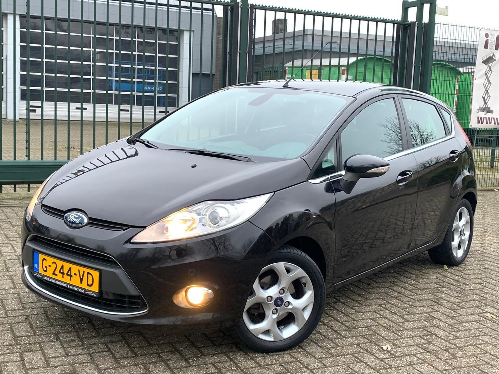 Ford Fiesta occasion - A tot Z Auto's B.V.