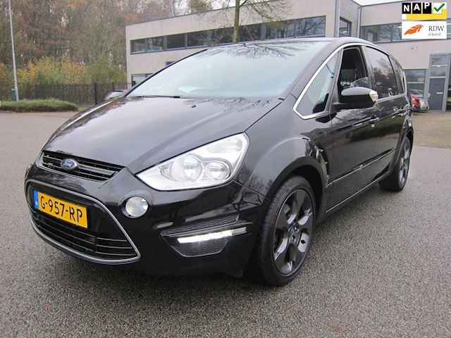 Ford S-Max 1.6 EcoBoost Titanium LEDER NAVI PDC PRIVACY FACELIFT MODEL!!