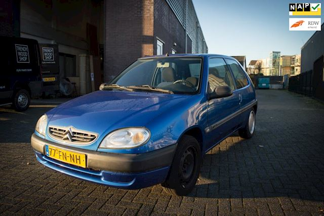 Citroen Saxo occasion - Royal Rides