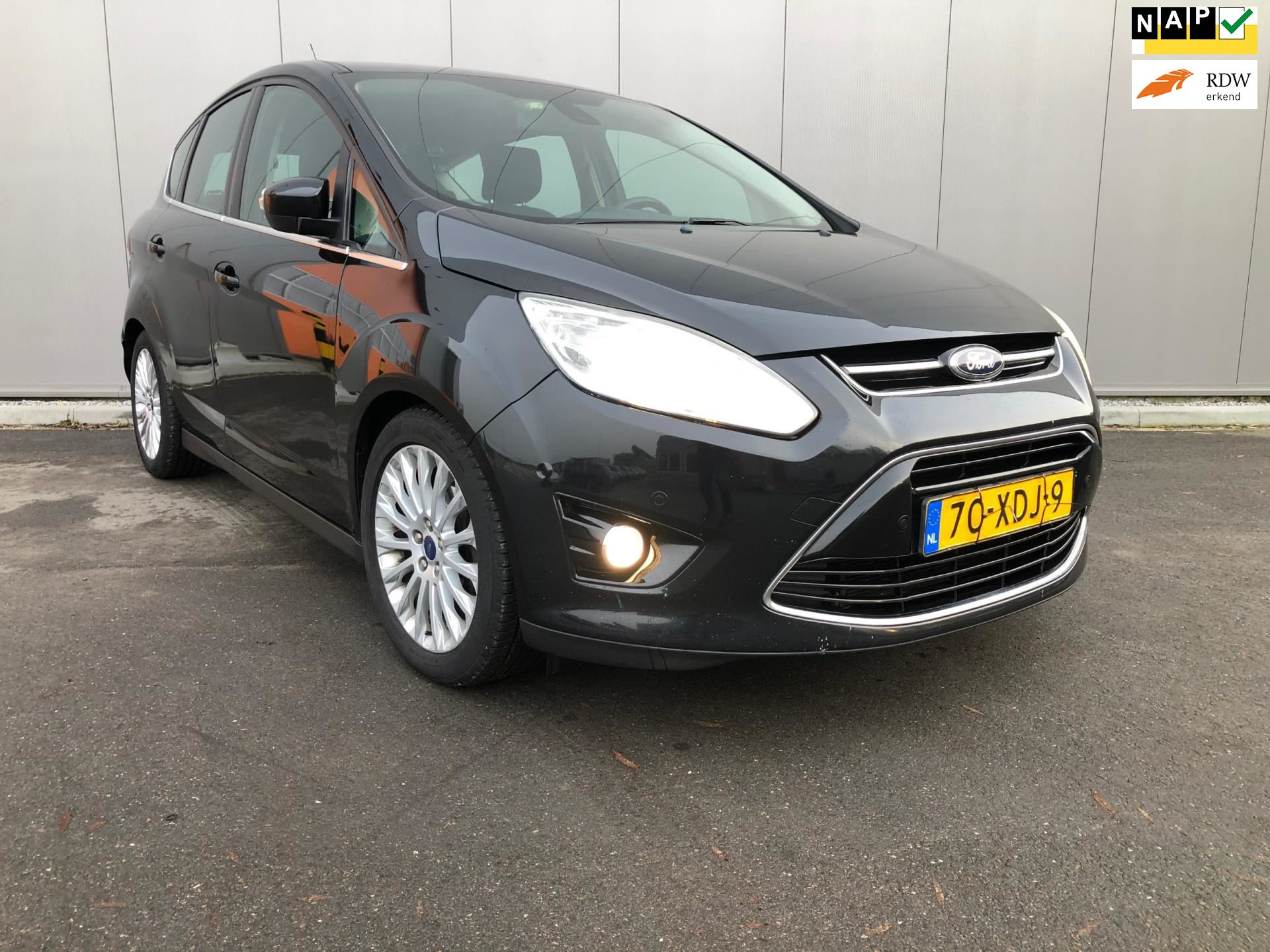Ford C-Max occasion - Demus Cars