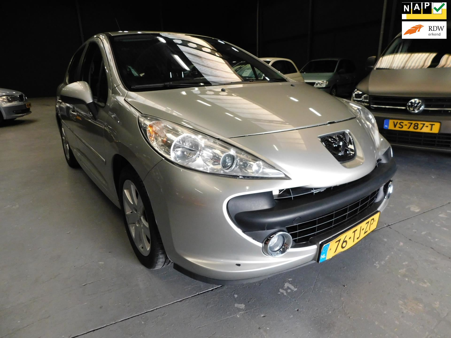 Peugeot 207 occasion - Rico Cars