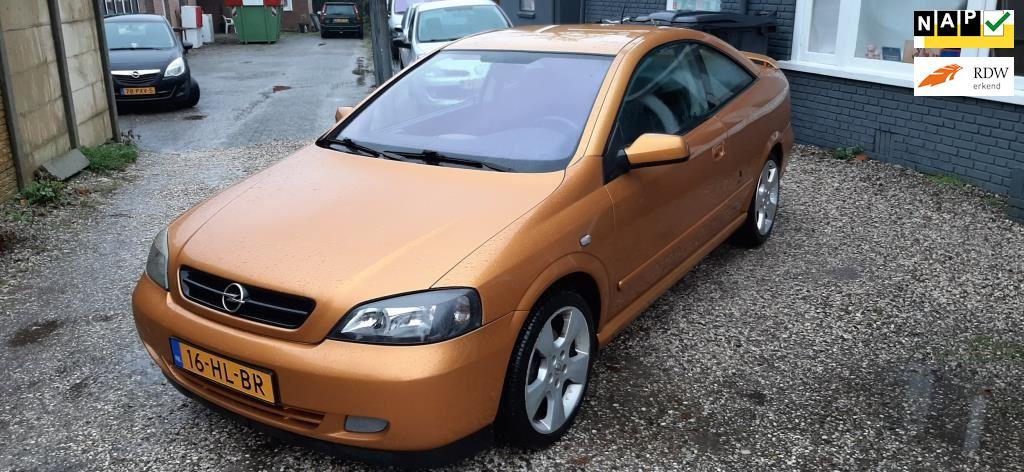 Opel Astra Coupé occasion - Auto Westenenk
