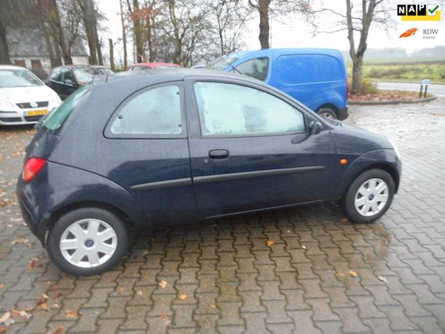 Ford Ka 1.3 Cool & Sound bj 2008 airco