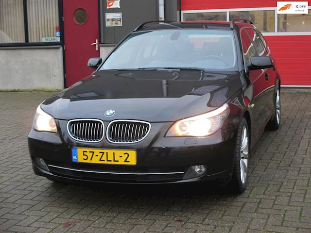 BMW 5-serie Touring 530xd High Executive aut leer