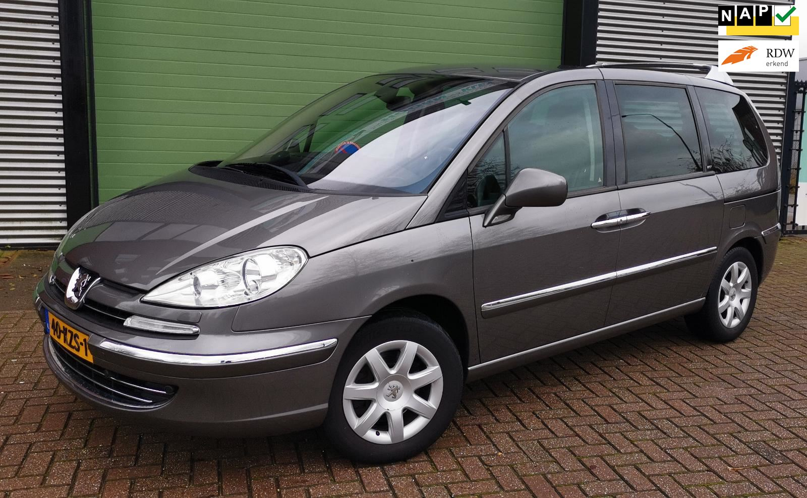 Peugeot 807 occasion - Car Trade Nass