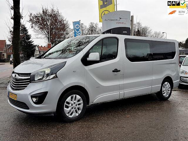 Opel Vivaro 1.6 CDTI L2H1 DC Edition EcoFlex Dub Cabine Navi Airco Cruise Camera Dealerauto Nap