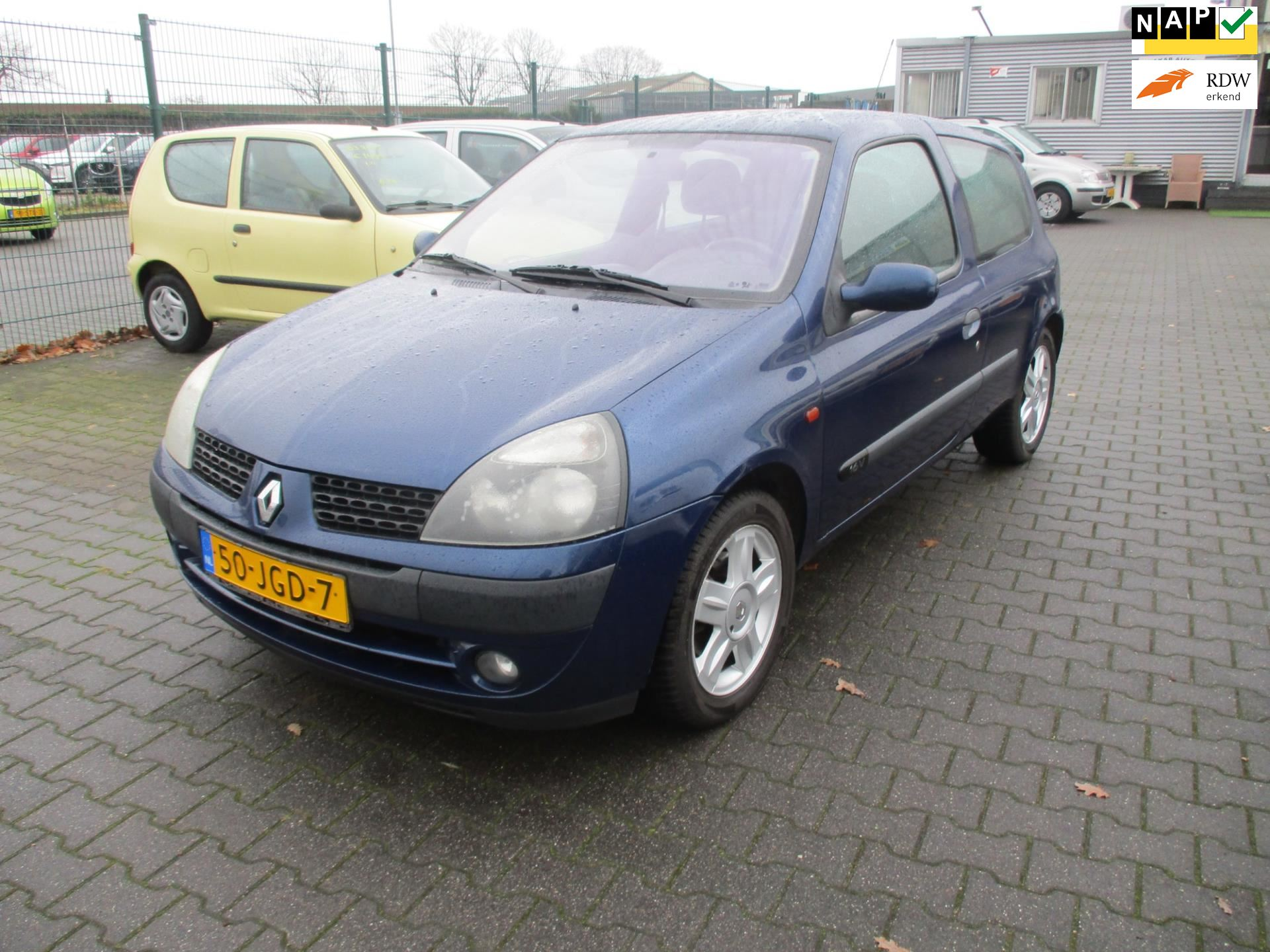 Renault Clio occasion - Harry Jakab Auto's