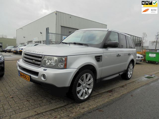 Land Rover Range Rover Sport 4.4 V8 HSE , Alle opties