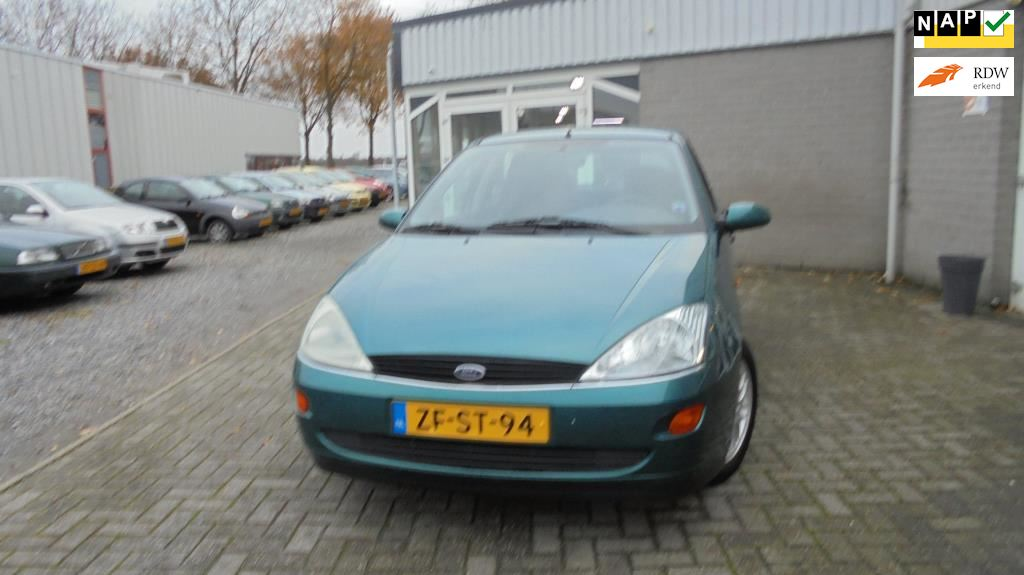 Ford Focus occasion - Kilkens Auto's