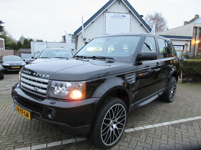 Land Rover Range Rover Sport 4.2 V8 Supercharged nl-auto/meest luxe uitvoering!