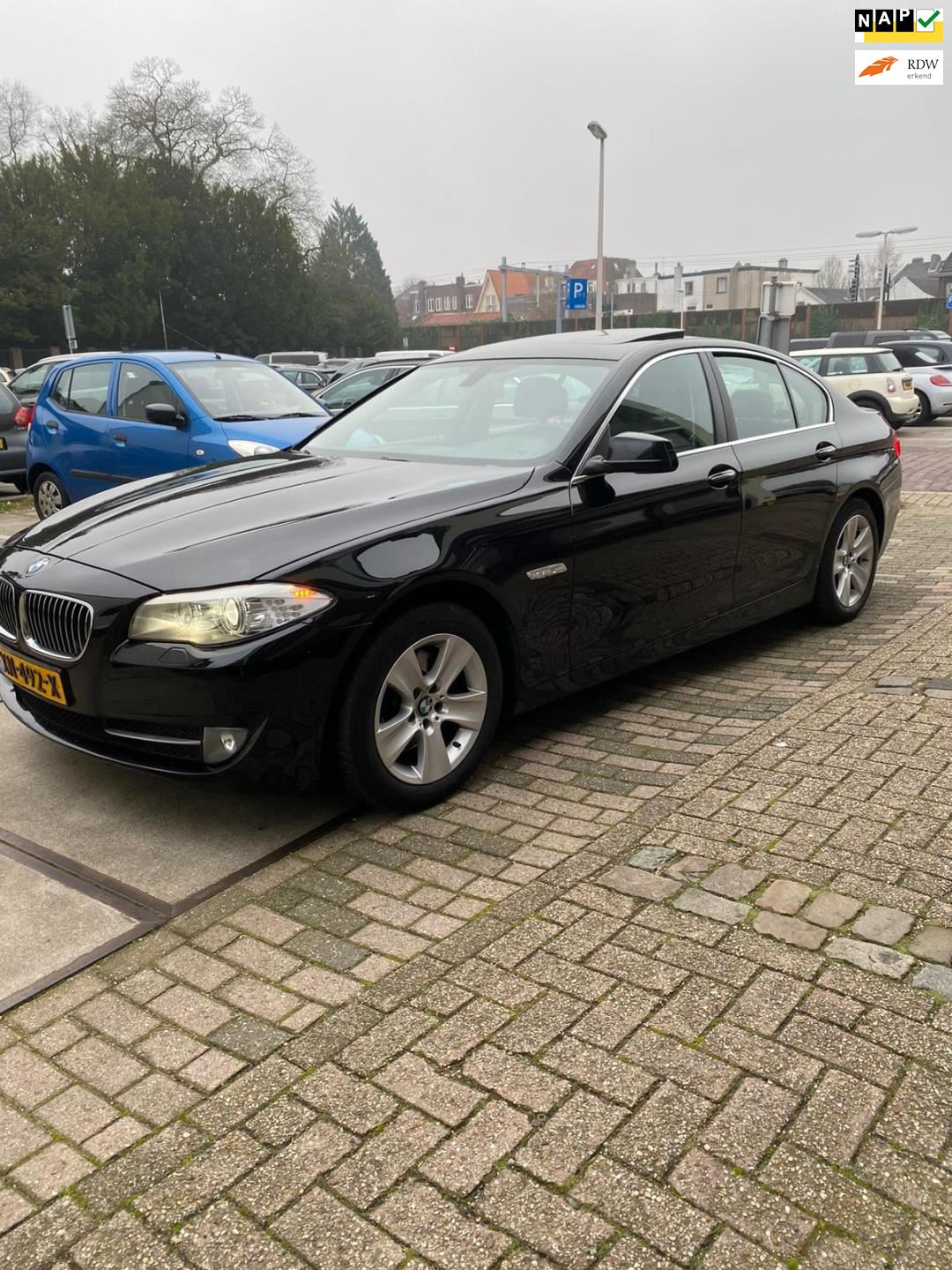 BMW 5-serie occasion - A&V Autogroothandel