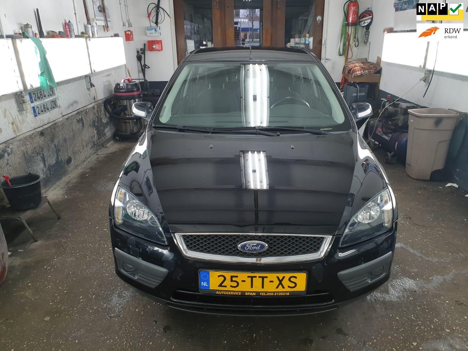 Ford Focus occasion - Auto de Vries
