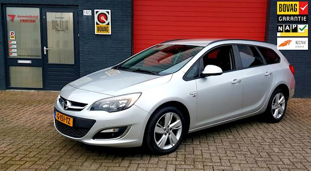 Opel Astra Sports Tourer 1.4 Turbo Anniversary Edition