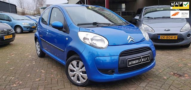Citroen C1 1.0-12V Séduction CITROEN C1 1.0- 12V SÉDUCTION 5DRS / ELEKTR PAKKET / APK 11- 2020