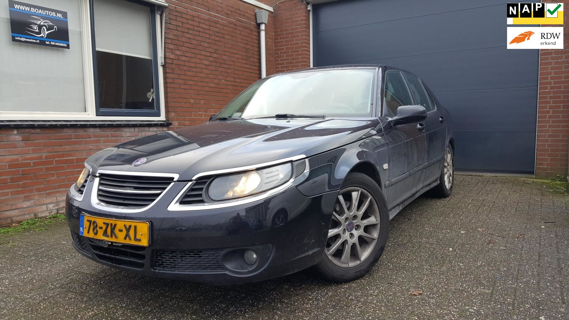 Saab 9-5 occasion - B.O. Auto's