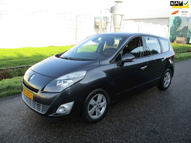 Renault Grand Scénic 1.4 TCe Sélection Business Sport 7p. Met LPG-G3
