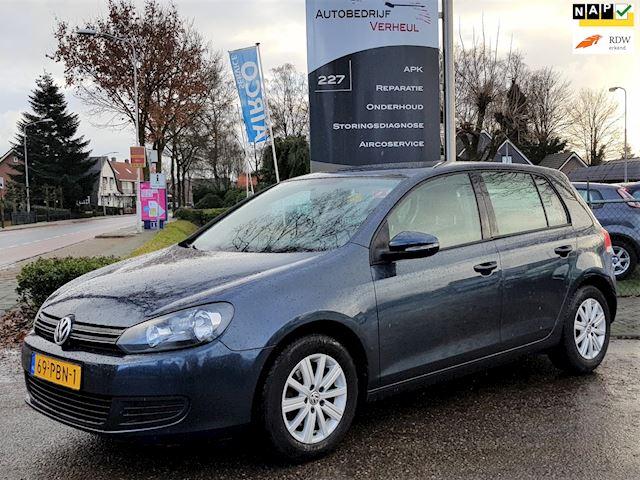 Volkswagen Golf 1.2 TSI Comfortline BlueMotion 5 Drs Clima Cruise Boekjes Dealerauto Nap