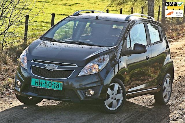 Chevrolet Spark occasion - BPO Automotive