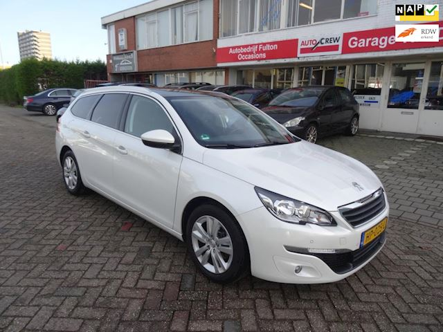 Peugeot 308 SW 1.6 BlueHDI Blue Lease Executive Pack Panodak1e Eigen/PDC/Navi/LMV/2016/144000 NAP