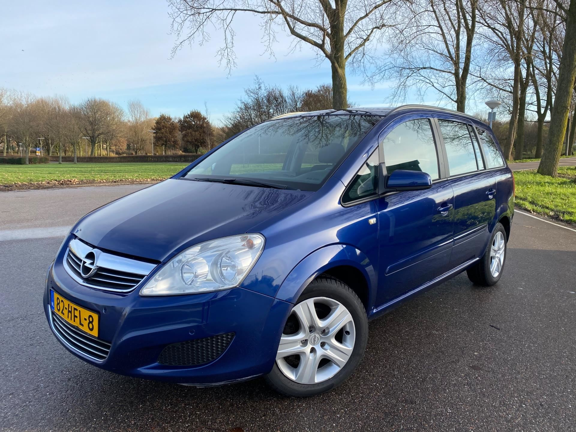 Opel Zafira occasion - A. VERMEER