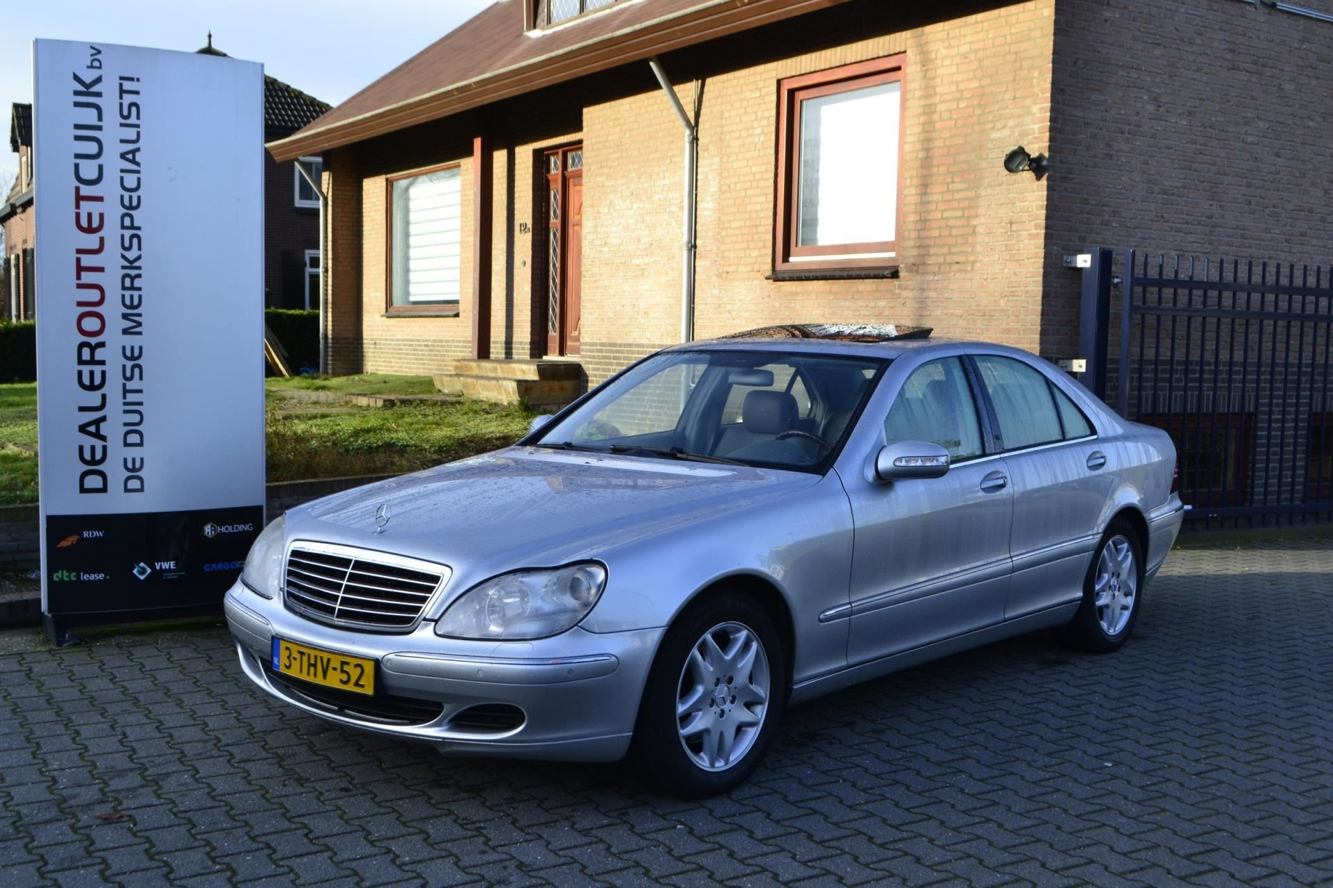 Mercedes-Benz S-klasse occasion - Dealer Outlet Cuijk b.v.
