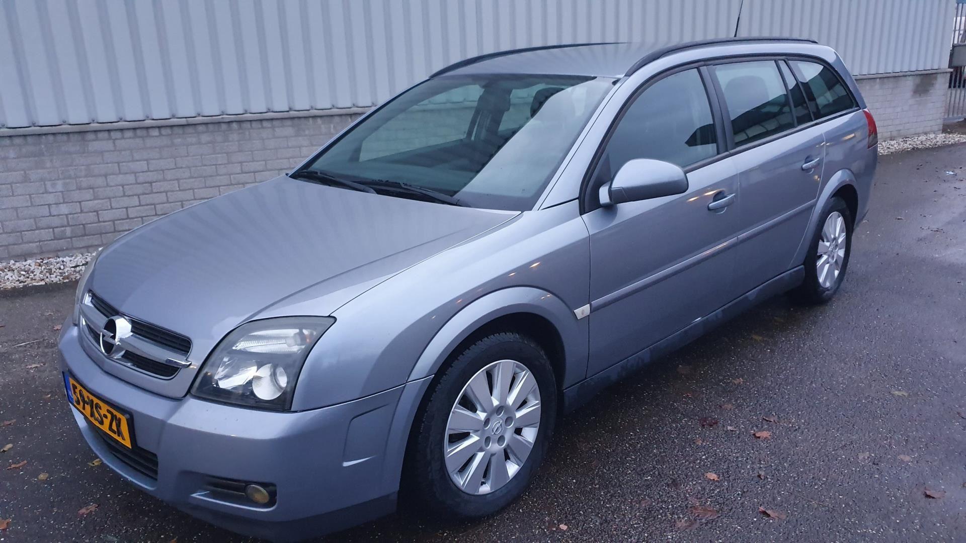 Opel Vectra Wagon occasion - Terborg Auto's