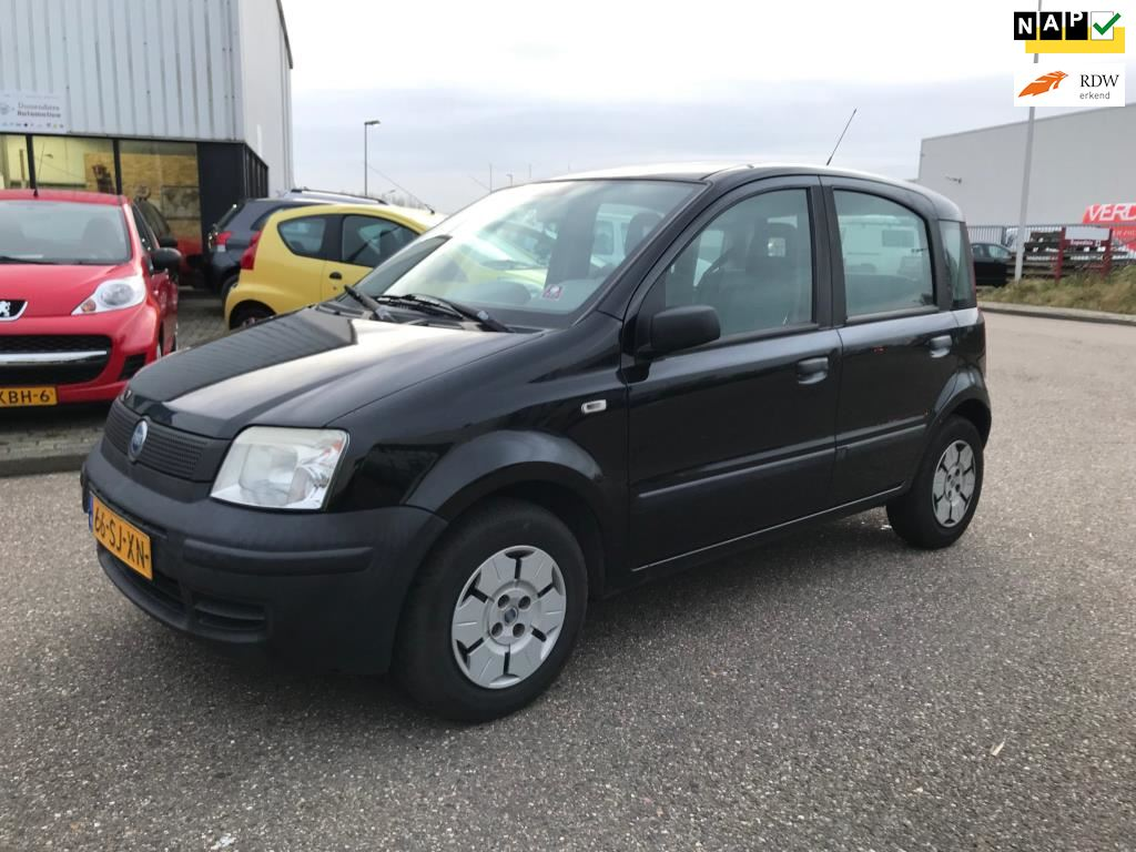 Fiat Panda occasion - Duizendstra Automotive
