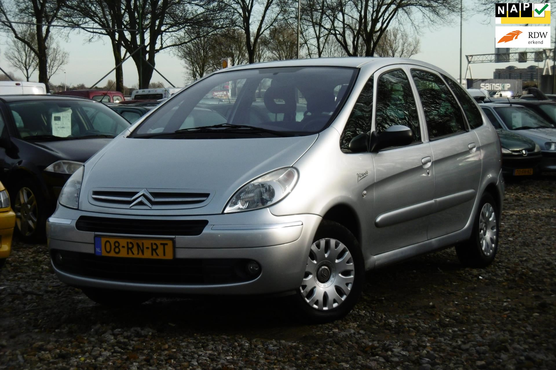 Citroen Xsara Picasso occasion - Dunant Cars