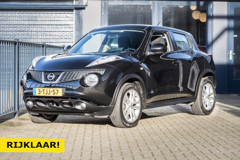 Nissan Juke occasion - Wolters Auto's