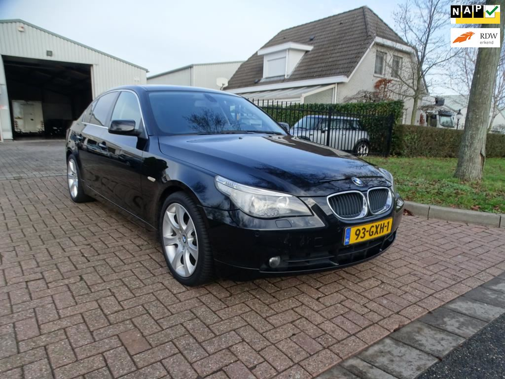 BMW 5-serie occasion - Calimero Cars