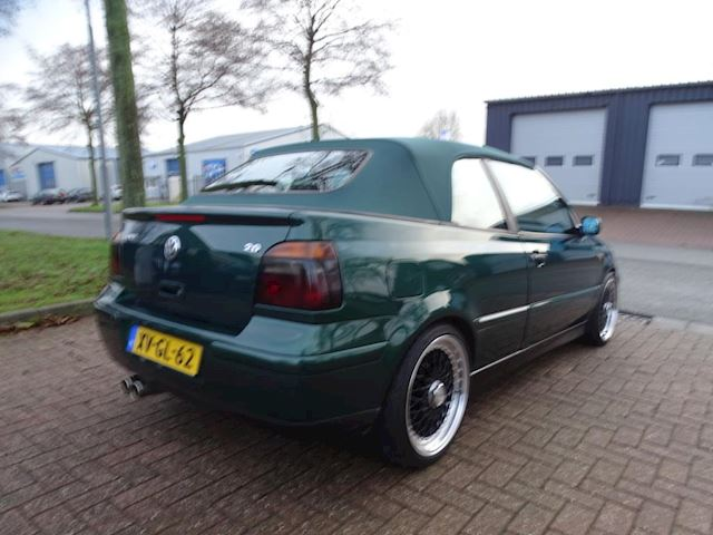 Volkswagen Golf Cabriolet 2.0 Highline gti