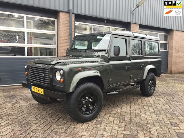 Land Rover Defender 2.5 TD5 110 SW SE 9 persoons Airco