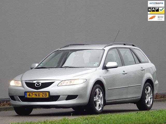 Mazda 6 Sportbreak 2.0i Exclusive Touring Trekhaak NL 2.0 NAP