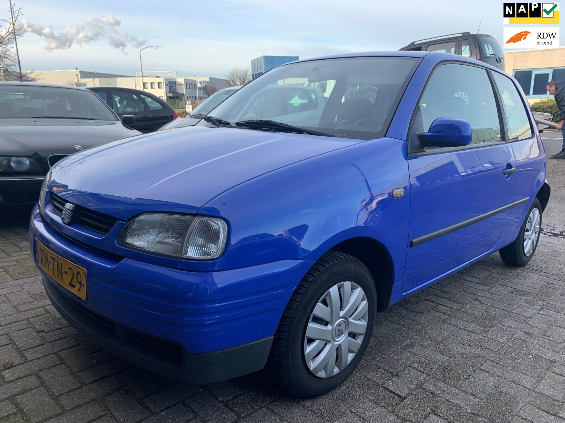 Seat Arosa occasion - LuCars
