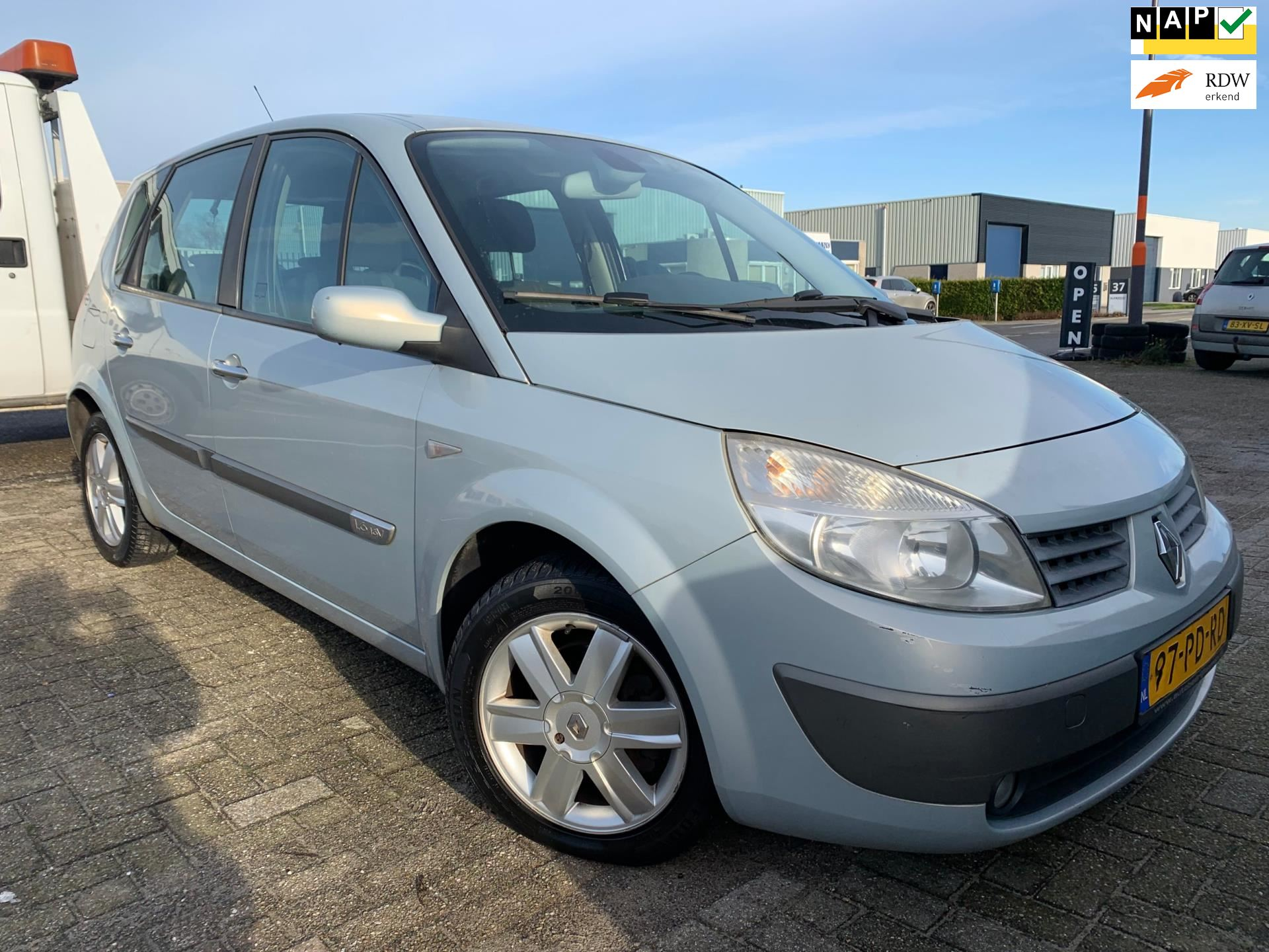 Renault Scénic occasion - LuCars