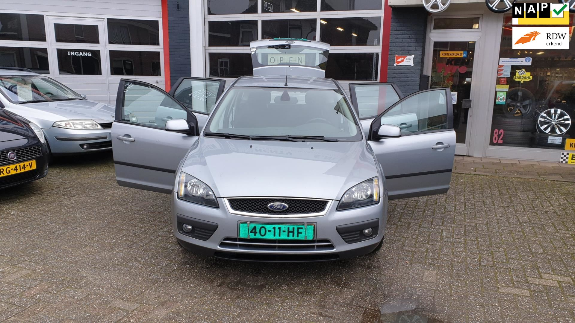 Ford Focus Wagon occasion - Kentyre Quickservice