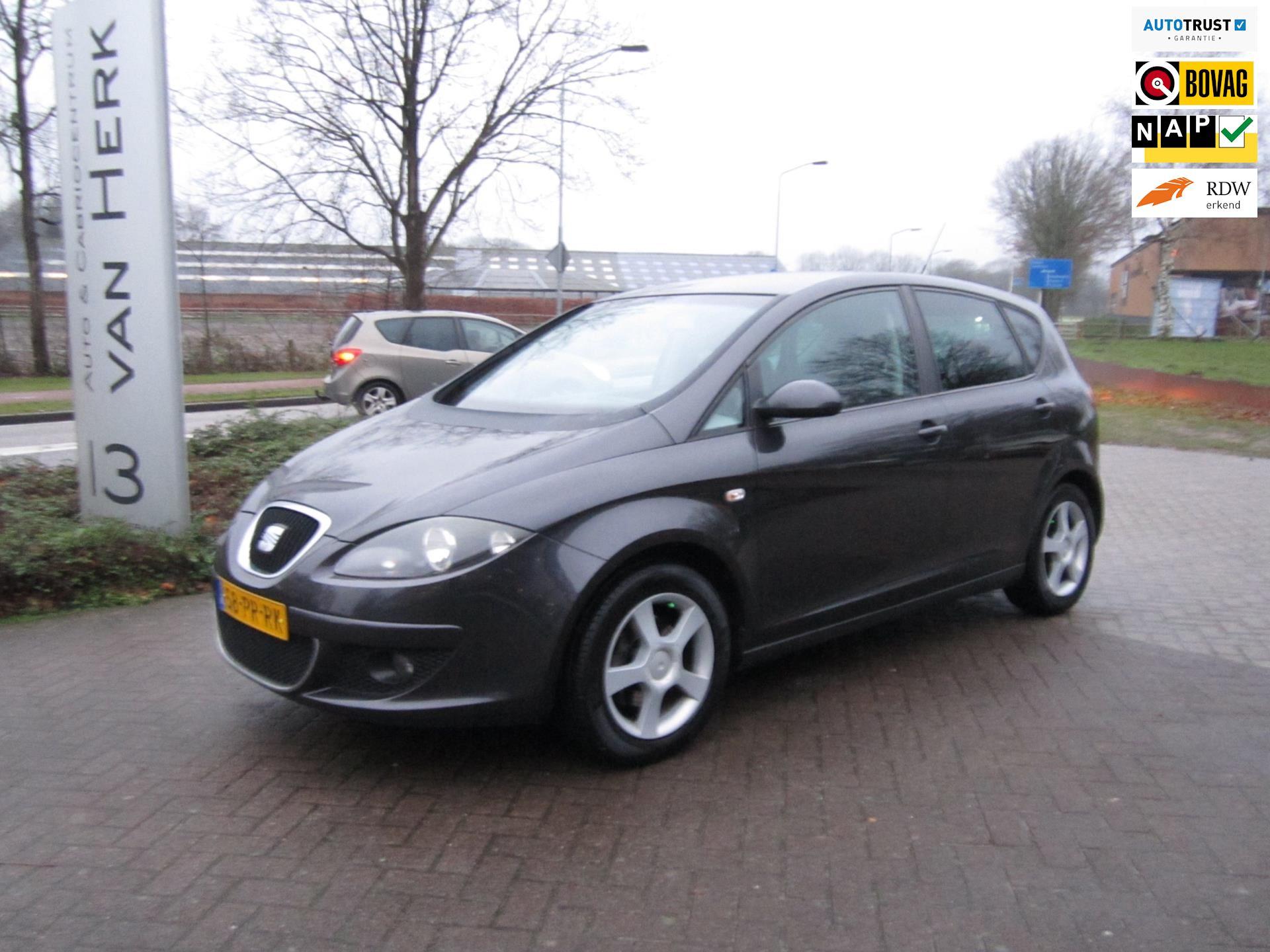 Seat Altea occasion - Auto en Cabriocentrum van Herk