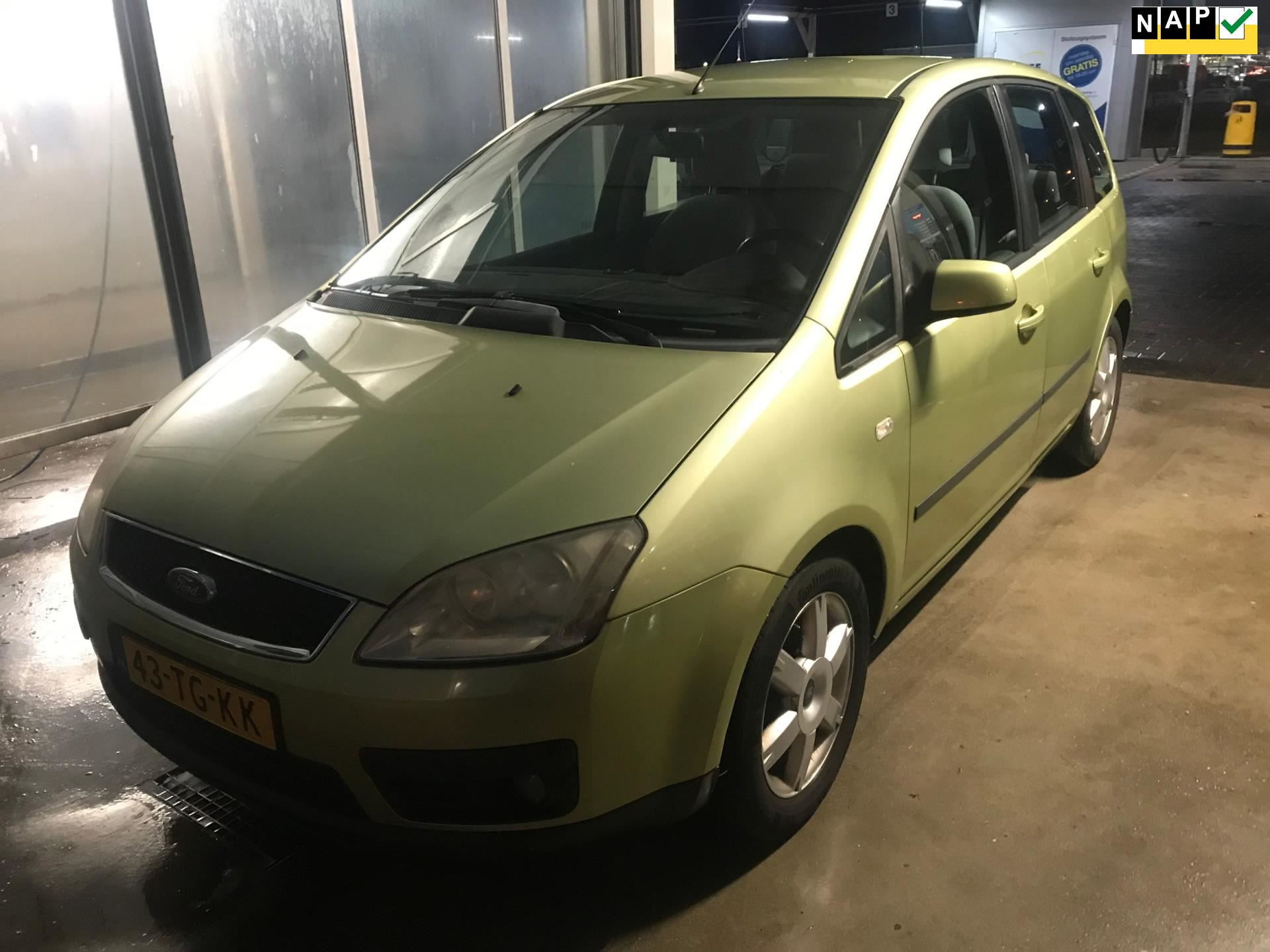 Ford Focus C-Max occasion - Sonke Cars