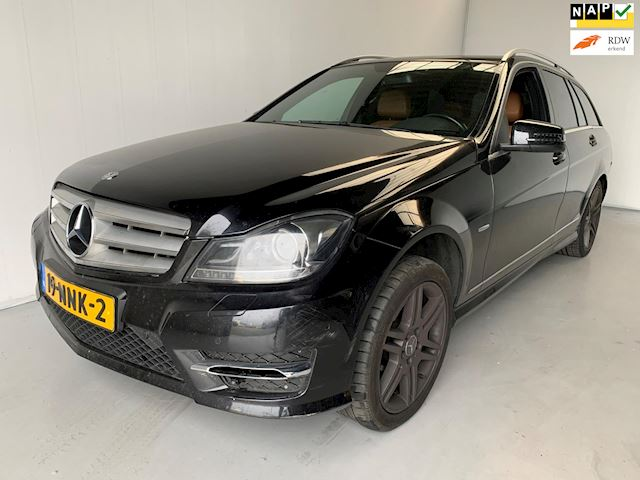 Mercedes-Benz C-klasse Estate 320 CDI Elegance 4-Matic Leer Navi ( MOTOR DEFECT )