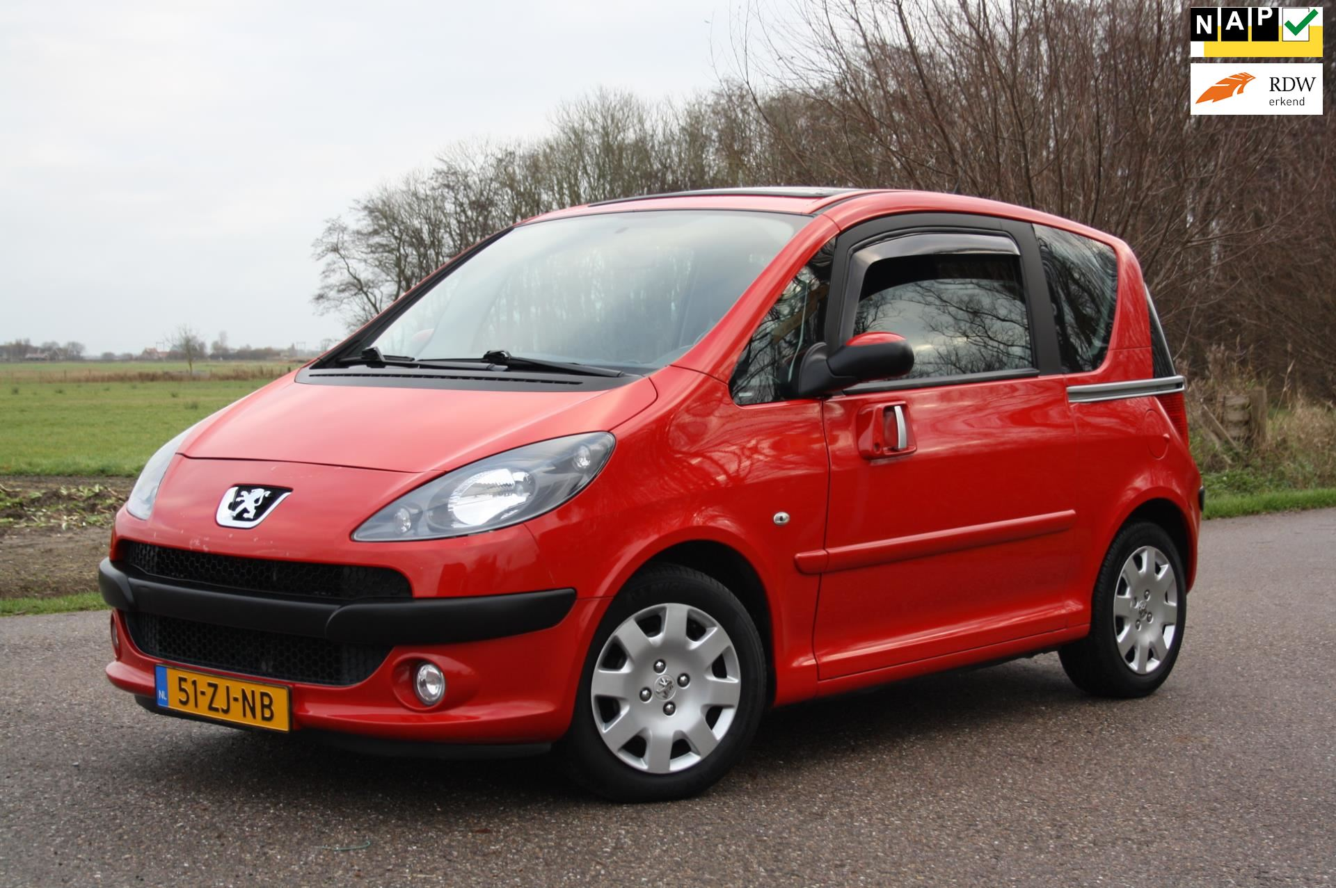 Peugeot 1007 occasion - Favoriet Occasions
