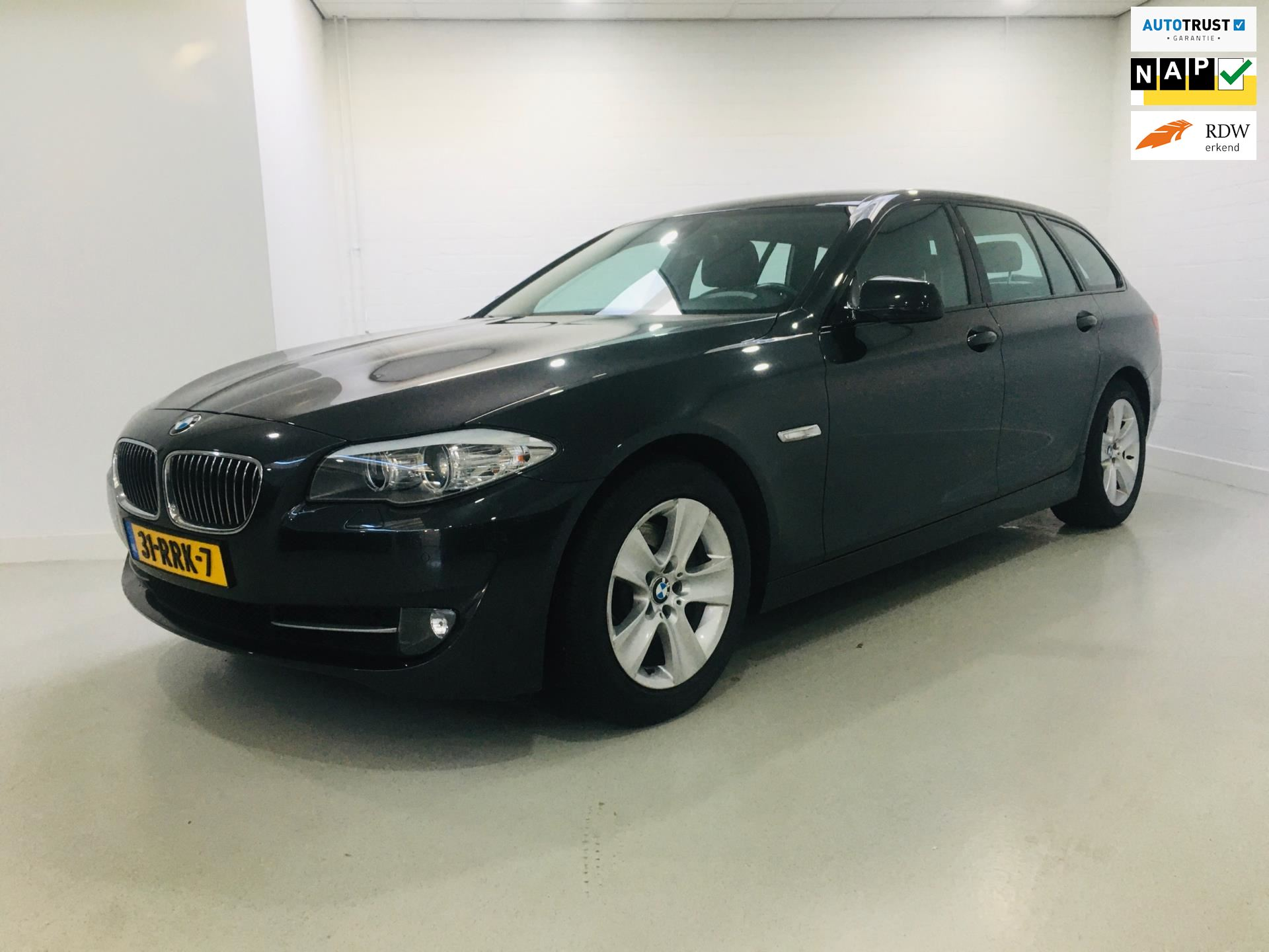 BMW 5-serie Touring occasion - Heijsteeg Auto's