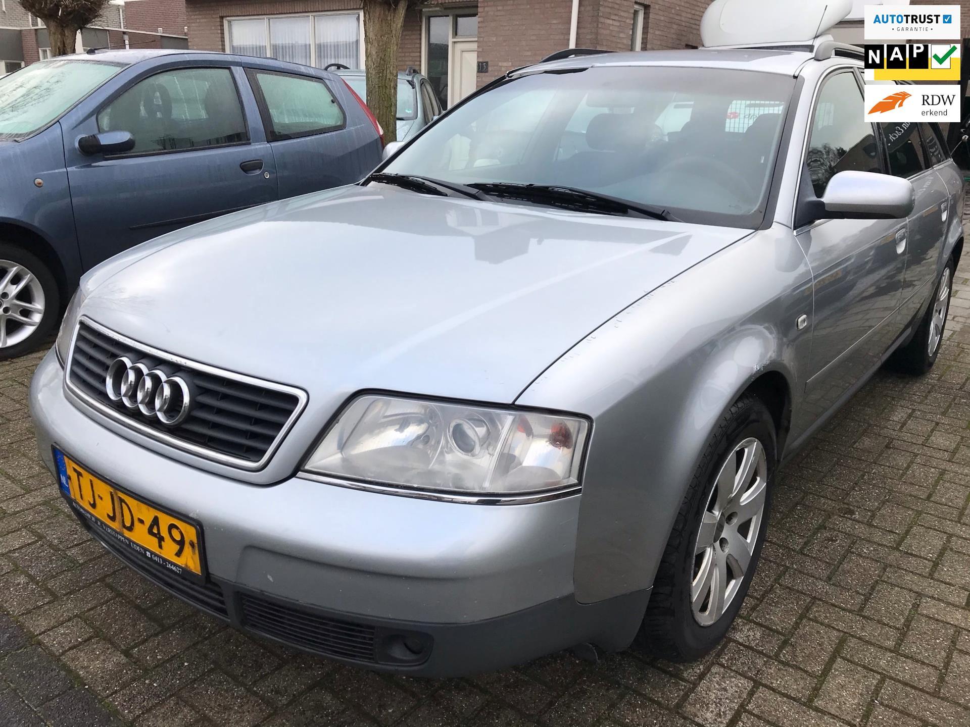 Audi A6 Avant occasion - Van Esch Auto's