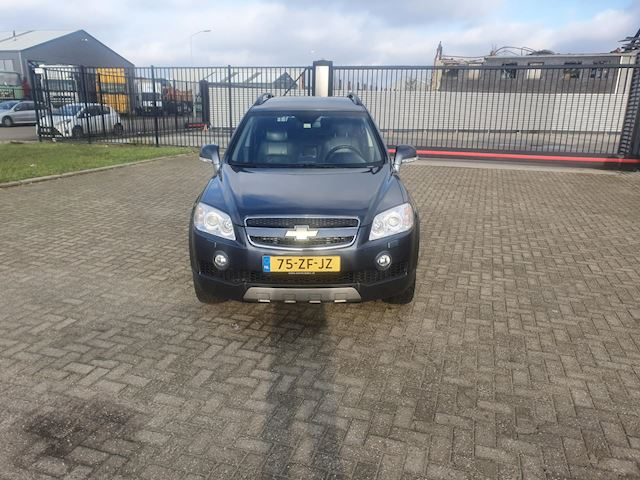 Chevrolet Captiva 2.0 VCDI Executive Limited Edition automaat 7zits