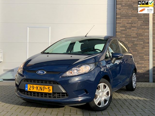 Ford Fiesta 1.25 Limited | airco | nwe apk |
