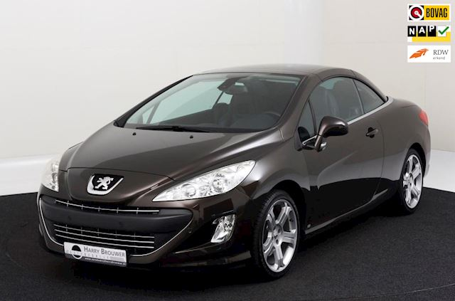 Peugeot 308 CC 1.6 THP  Full-options. Multimediasysteem. Nieuwstaat